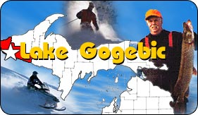 Lake Gogebic Michigan